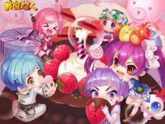 完美《美食猎人》多种玩法打造MM最爱游戏